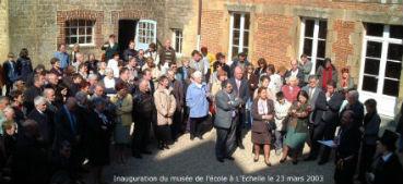 inauguration musée - petite